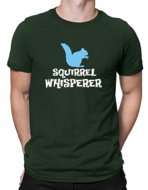 Squirrel Whisperer Men T-Shirt