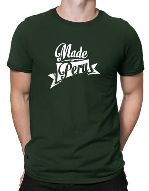 Made in Peru Men T-Shirt