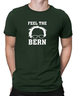 Feel the bern Men T-Shirt