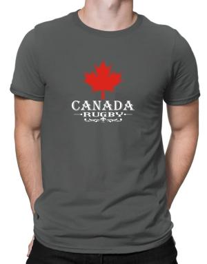 Maple / Canada Rugby Men T-Shirt