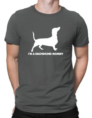 Polo de Dachshund mommy