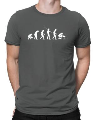 Evolution of gamer Men T-Shirt