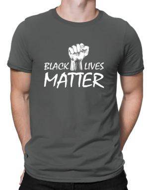 Camisetas de Black lives matter