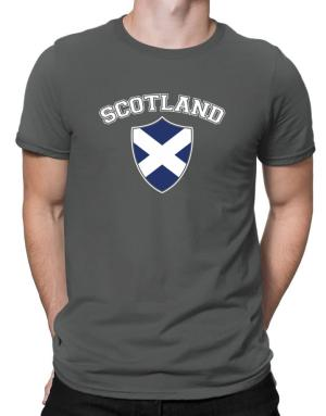 Scotland flag Men T-Shirt