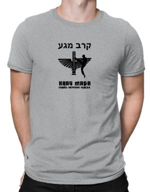 Polo de Krav Maga Hebrew