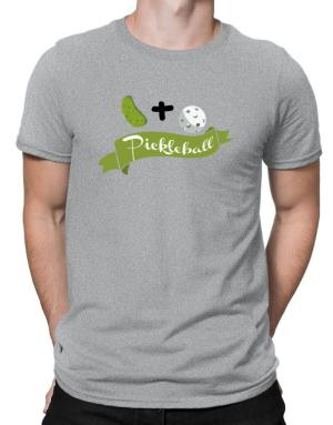 Polo de Pickle plus ball equals pickleball