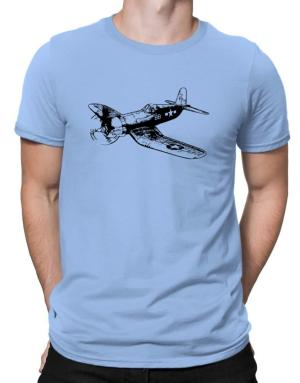 WW2 Airplane Men T-Shirt