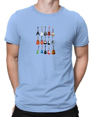 Camisetas de Guitar Players Are Well Strung