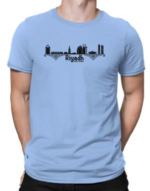 Riyadh Saudi Arabia Men T-Shirt