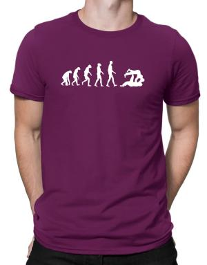 Judo Throw Evolution Men T-Shirt