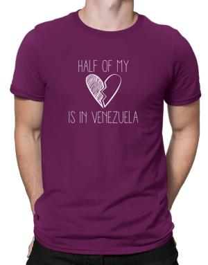 Polo de Half of my heart is in Venezuela