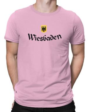 WIesbaden Germany Men T-Shirt
