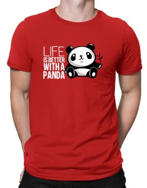 Polo de Life is better with a panda