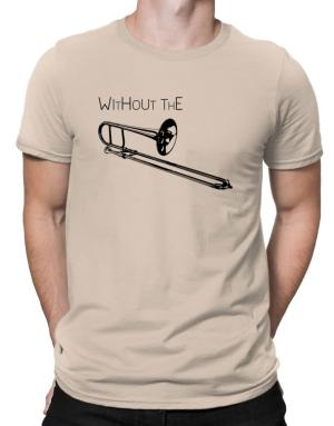 Camisetas de Wihtout the Trombone