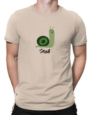 Snail Men T-Shirt