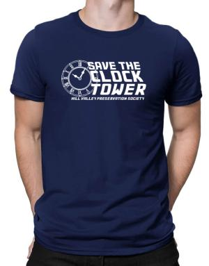 Save the clock tower Men T-Shirt