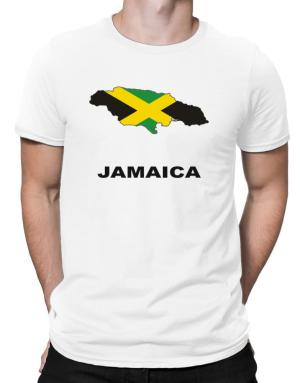 Polo de Jamaica - Country Map Color