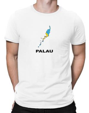 Polo de Palau - Country Map Color