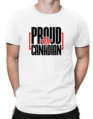 Canada proud Canadian Men T-Shirt