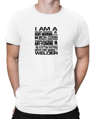 I am a welder Men T-Shirt