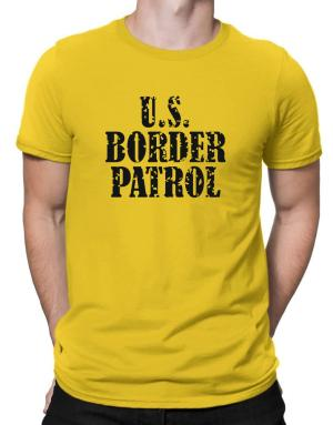 U.S Border Patrol Men T-Shirt