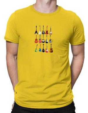 Guitar Players Are Well Strung Men T-Shirt