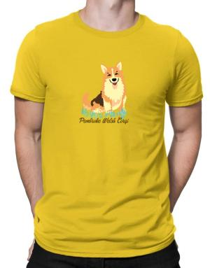 Polo de Cute Pembroke Welsh Corgi