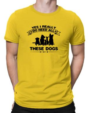 Polo de Yes I really do need all these dogs
