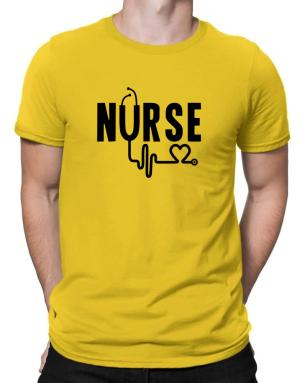 Nurse cool design Men T-Shirt