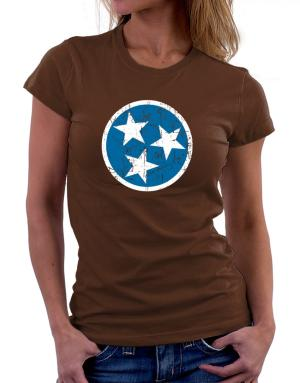 Tennessee Flag Women T-Shirt