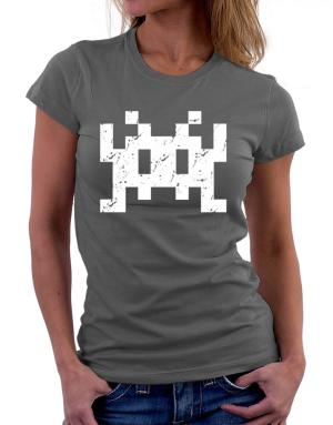 Space invaders retro Women T-Shirt