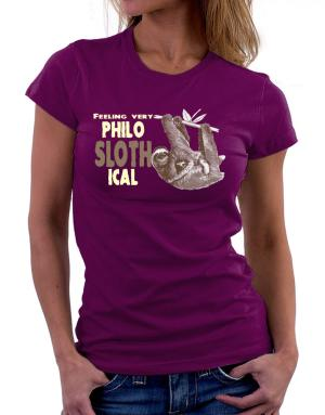 Polo de Dama de Philosophical Sloth