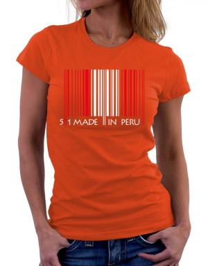 Playeras de Made in Peru cool design