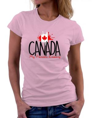 Polo de Dama de Canada my favorite country
