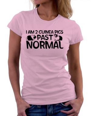 Polo de Dama de I am two guinea pigs past normal