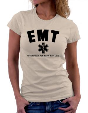 Polo de Dama de EMT the hardest job you