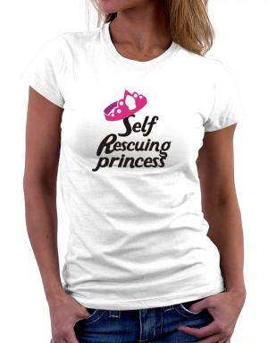 Playeras de Self Rescuing Princess