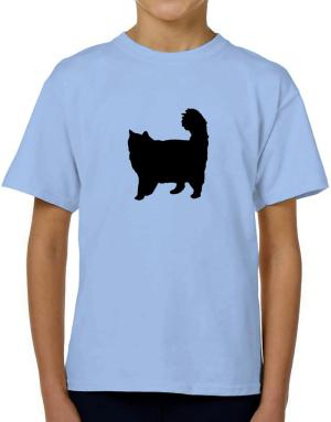 Nebelung silhouette T-Shirt Boys Youth