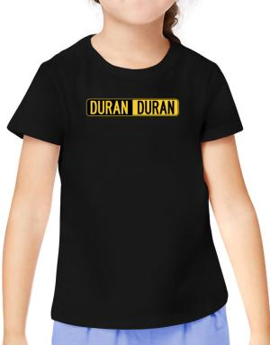 Negative Duran T-Shirt Girls Youth