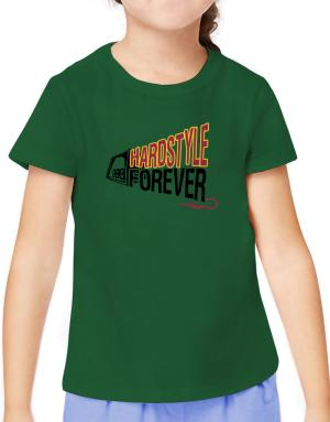 Hardstyle Forever T-Shirt Girls Youth