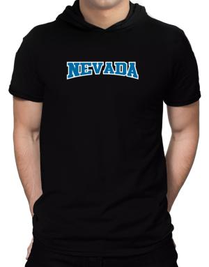 Classic Nevada Hooded T-Shirt - Mens