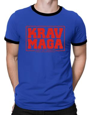 Polo Ringer de Krav maga art of combat