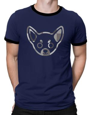 I bite and protect chihuahua Ringer T-Shirt