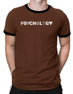 Psychology symbolism Ringer T-Shirt