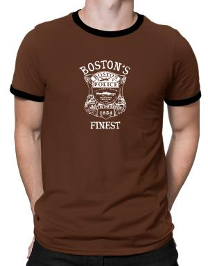 Camisetas Ringer de Boston