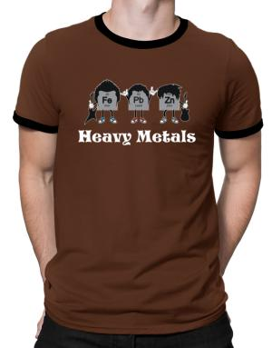 Polo Ringer de Heavy metals periodic table