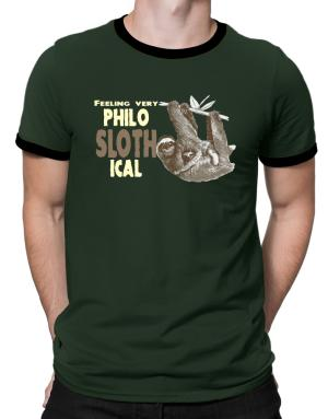 Polo Ringer de Philosophical Sloth