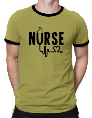 Polo Ringer de Nurse cool design