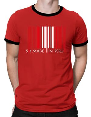 Polo Ringer de Made in Peru cool design