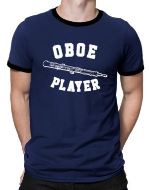 Oboe player Ringer T-Shirt